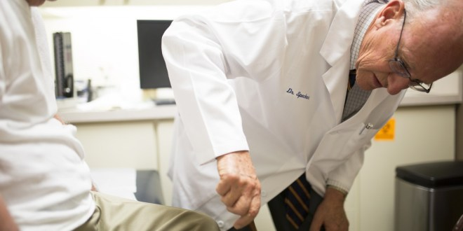 Hospitals, medical groups start to worry about skills of older doctors