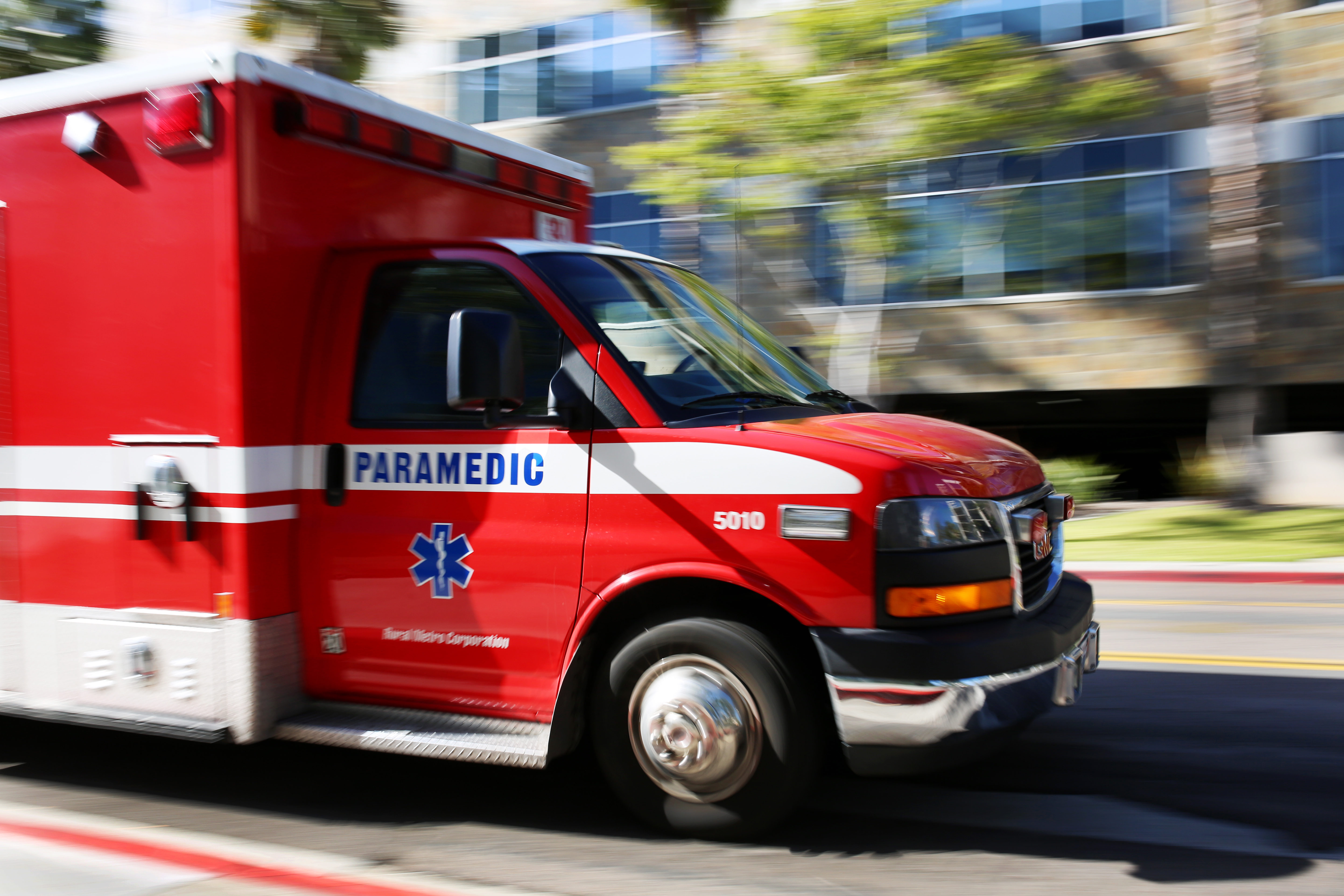Advanced EMTs practically overlooked, except by Border Patrol - San