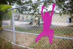 Green Elementary, pictured in the background, has been the subject of several sexual assault claims. May 5, 2016. Megan Wood, inewsource.