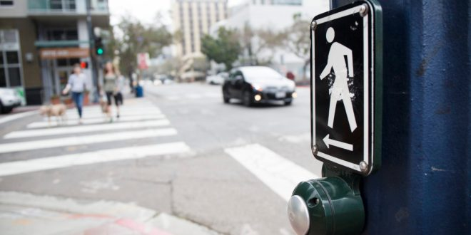 Mean streets for San Diego County pedestrians