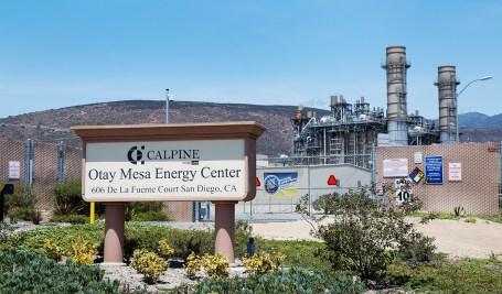 The Calpine power plant at Otay Mesa, CA. June 21, 2016, Megan Wood/inewsource