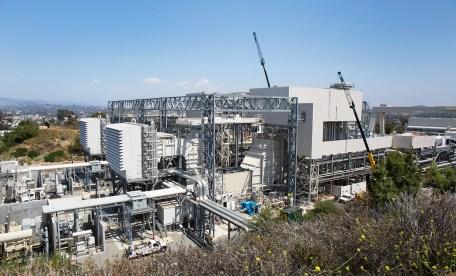 Palomar Energy Center, Escondido. June 2016. Megan Wood, inewsource