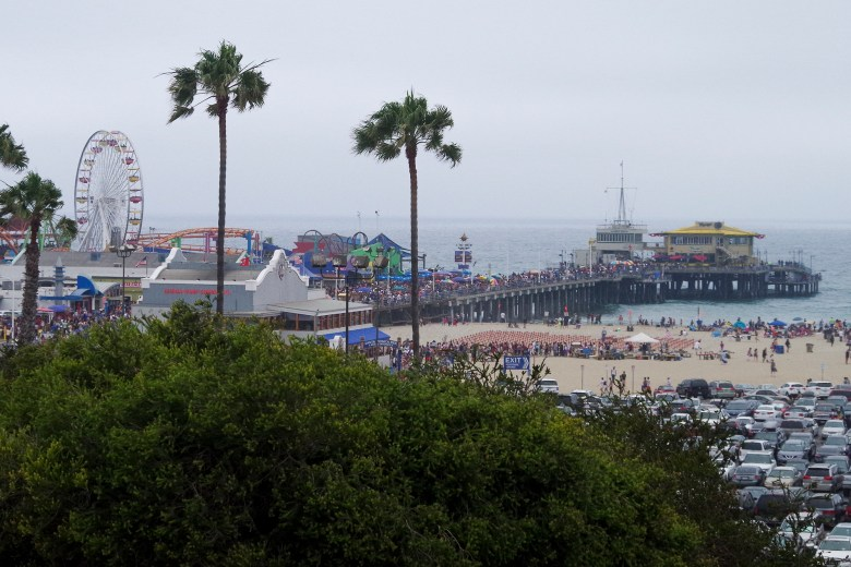 Santa Monica lawsuit