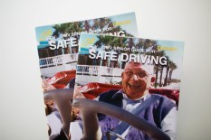 The Department of Motor Vehicles offers a lengthy brochure on safe driving for seniors