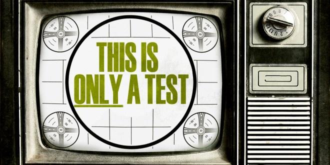 Testing. Testing. A/B/C.