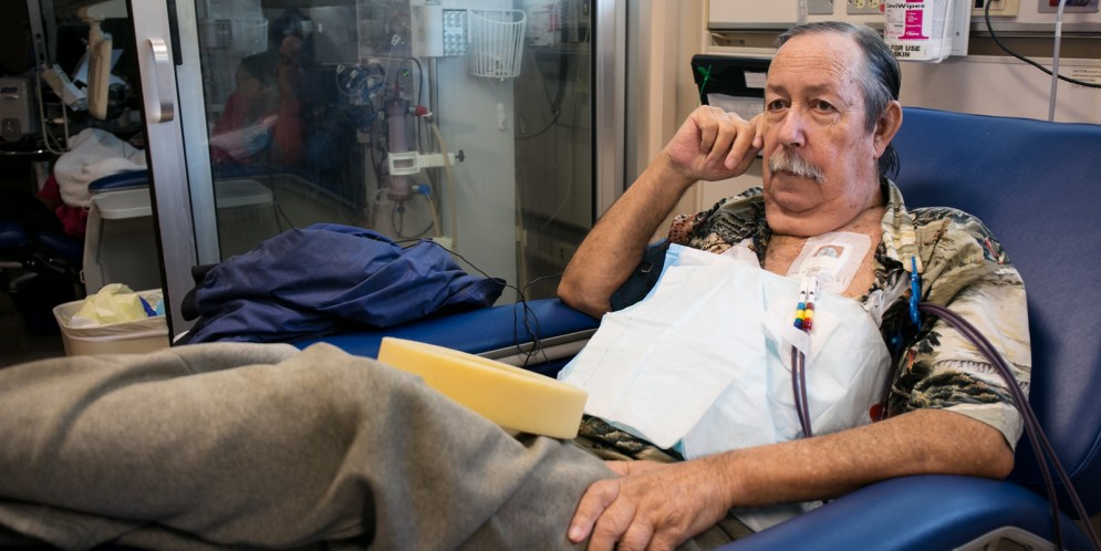 For many of the 468,000 people on kidney dialysis, star ratings show improved care