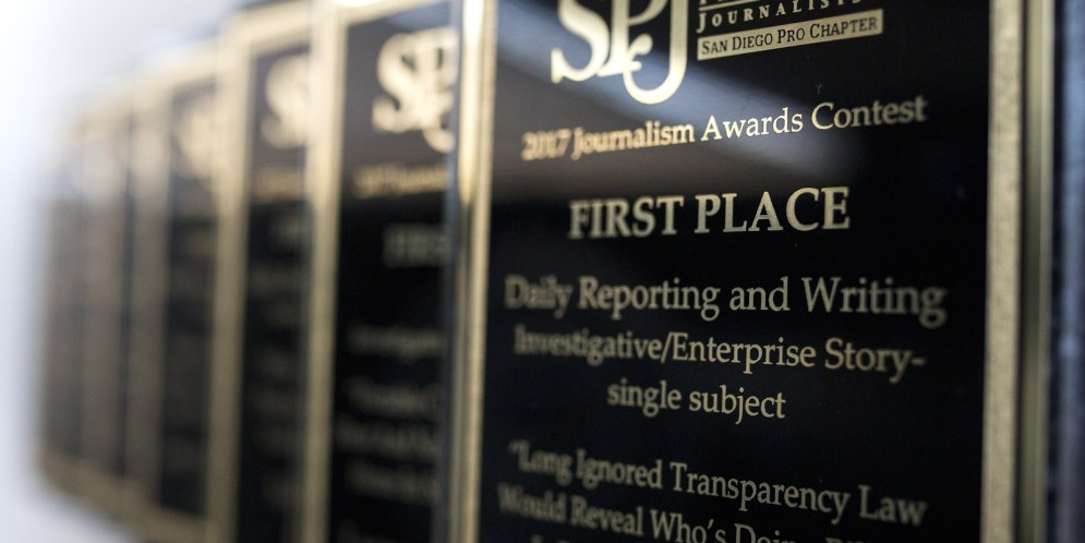 inewsource honored for investigative work