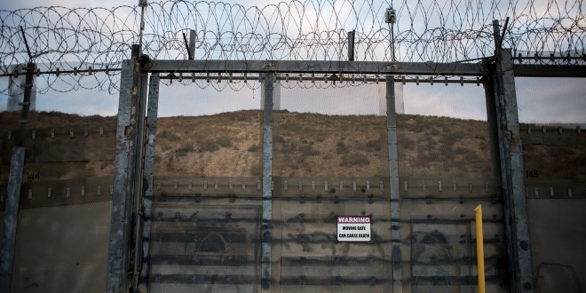 Decades-long struggle to secure U.S.-Mexico border