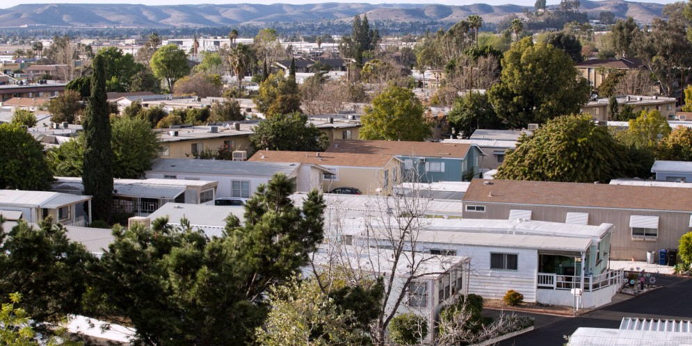 El Cajon toxic plume still a problem for mobile home residents
