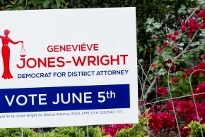 Outside money supporting DA candidate Jones-Wright tops $1.5 million