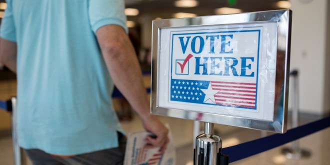 San Diego County Republicans have slight edge over Democrats in casting ballots in early voting