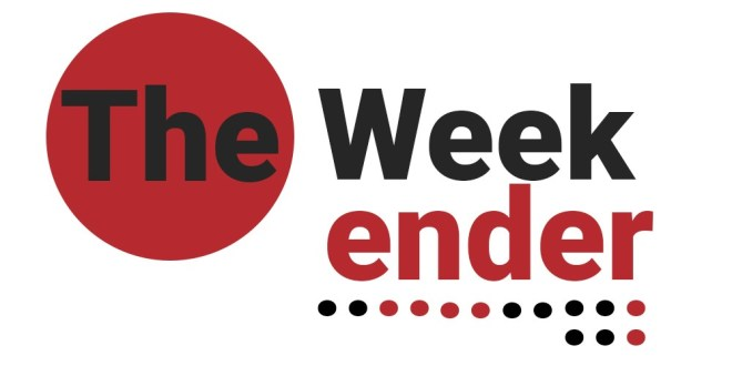 The Weekender for September 15