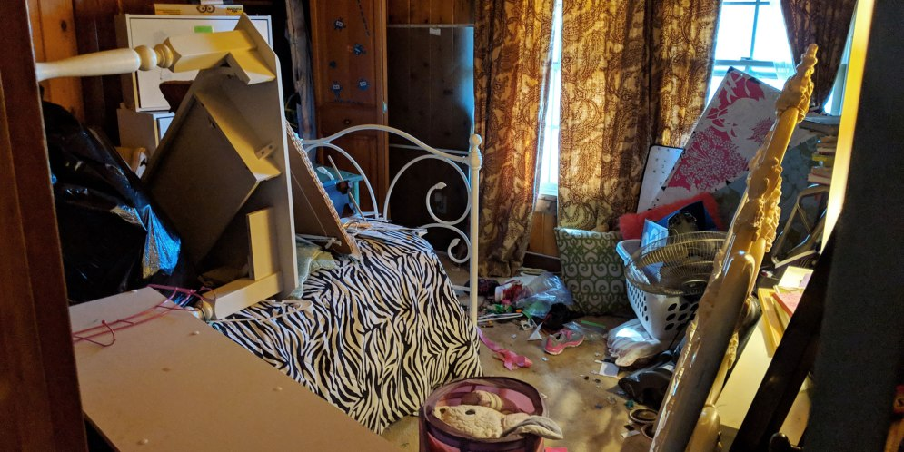 Trashed ranch left behind after HiCaliber Horse Rescue eviction