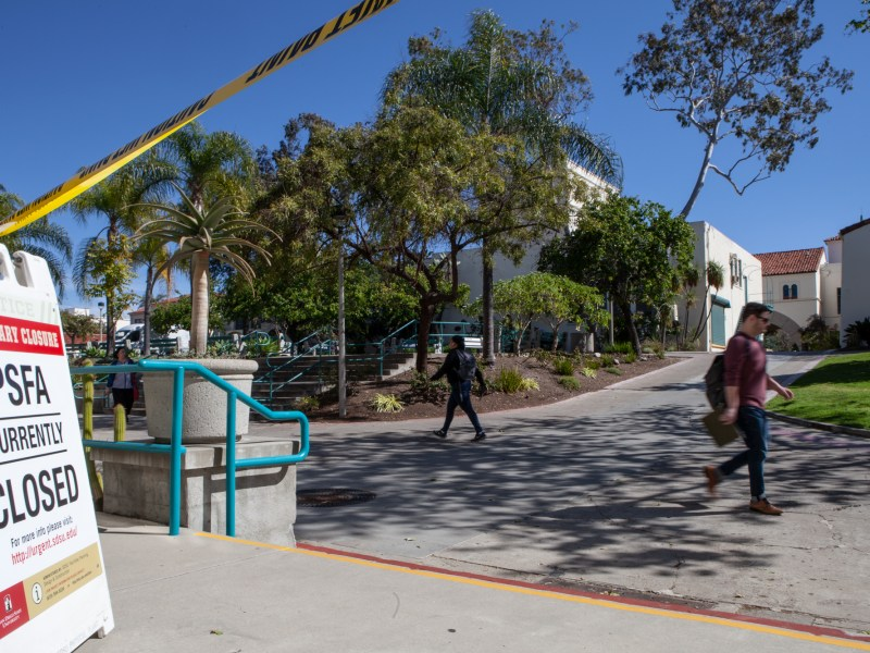 The PSFA building was closed on March 13 –six weeks after the university was told of the problem and began air monitoring tests.