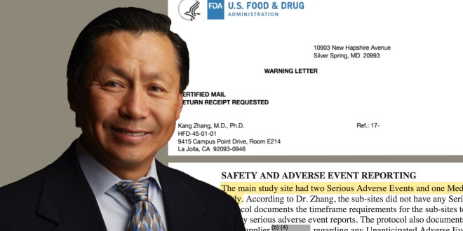 Prominent UCSD eye doctor 'on leave' after inewsource investigation