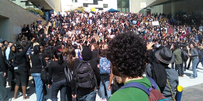 """""""Compton Cookout"""" sparked outrage, change at UCSD"""