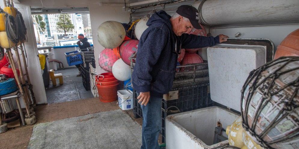 California's fishing industry another victim of coronavirus, including in San Diego