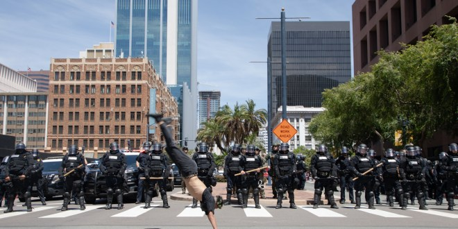 Photos: San Diego protests sparked by police killing of George Floyd
