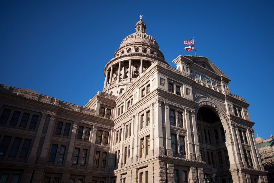 Texas voting laws News21