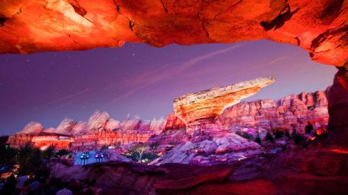 Disney California Adventure. Imagen: https://disneyland.disney.go.com