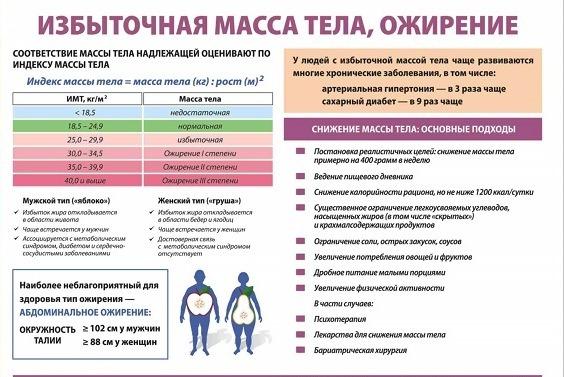 Профилактика ожирения. Как бороться с ожирением в пожилом возрасте