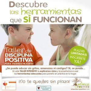 Taller de Disciplina Positiva para padres y madres