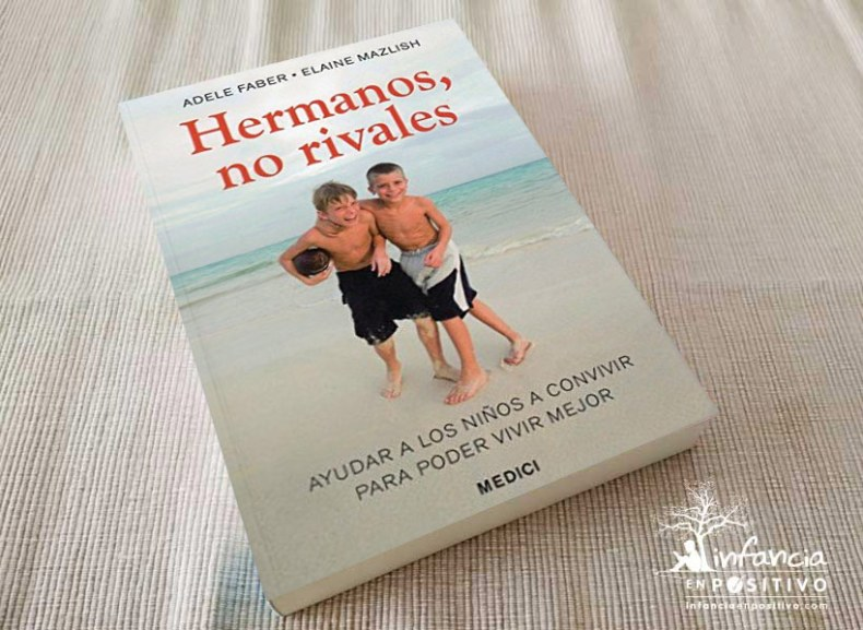 Libro Hermanos no rivales