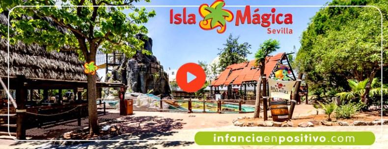Isla Mágica Sevilla