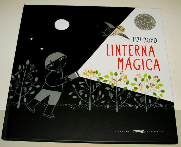 Libros infantiles: Linterna mágica