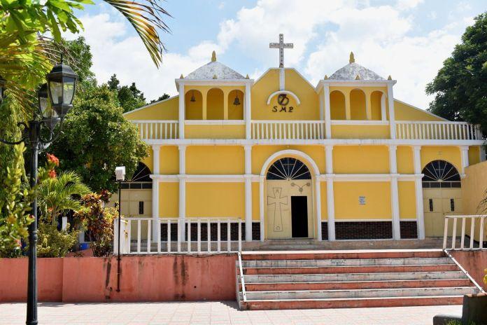 Iglesia de la Sagrada Familia El Jícaro