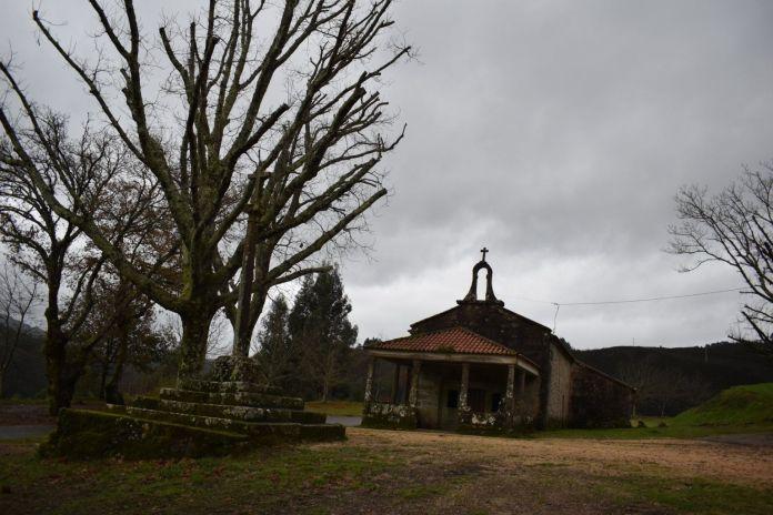 Ermita Carballeira de San Xusto