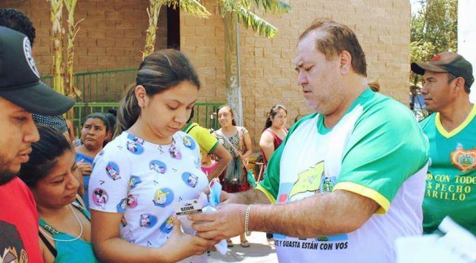 Guastatoya combate el coronavirus
