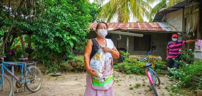 Víveres en Puerto Barrios