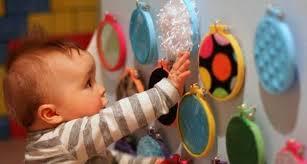 Estimulación sensorial en Arco Iris Infantil
