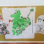 mural sant jordi infants bambi