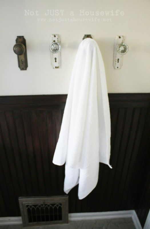 Perfect 1. As Handy Towel Hooks