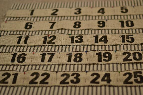 ballard designs advent calendar pillow (13)
