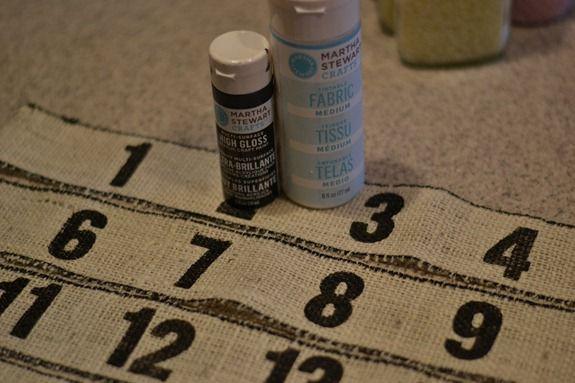 ballard designs advent calendar pillow (9)