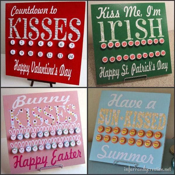 kiss board