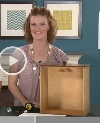 dresser drawer revamp