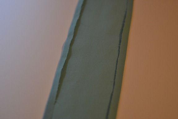making sash