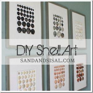 Shell Art wall (683x1024)