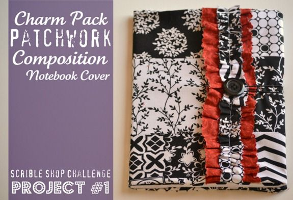 patchwork-notebook-cover