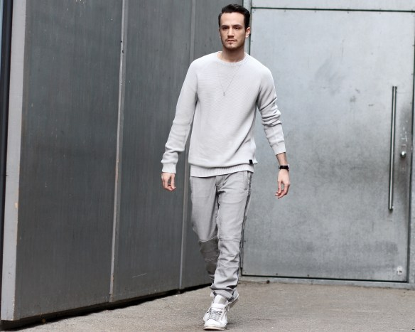 infashionity menswear fashion blog henri balit strellson swiss fashion brand casual sneakers
