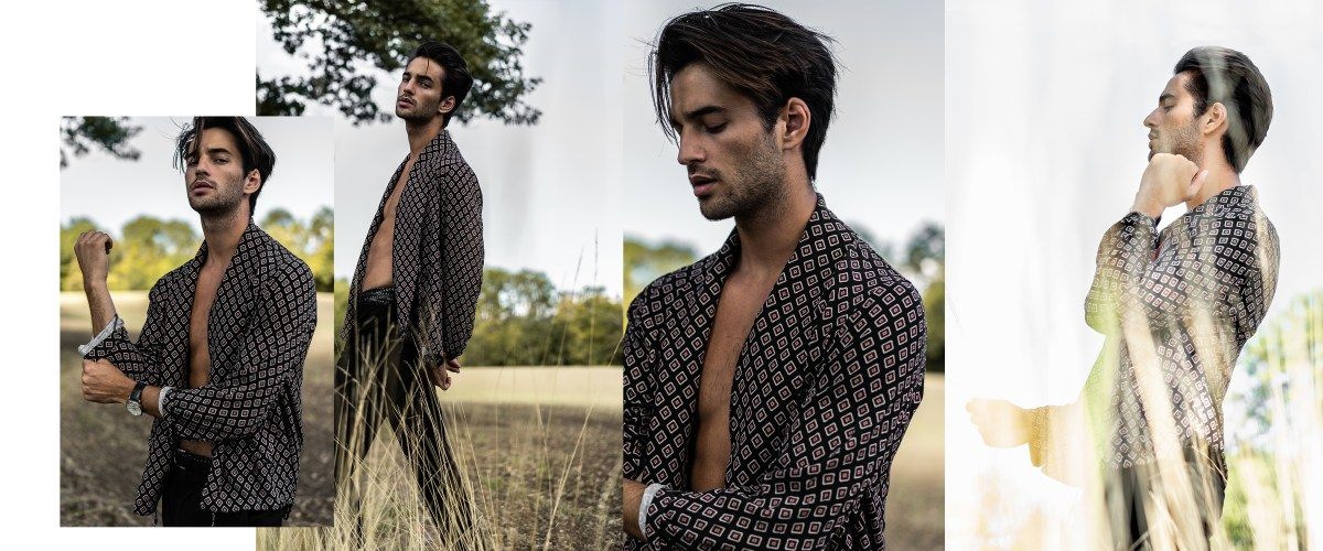 adrien guarino square models fashion editorial infashionity henri balit