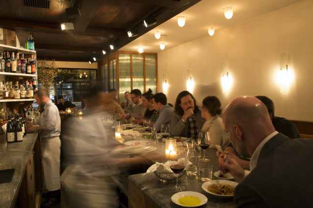 - The Best Italian Restaurants in NYC