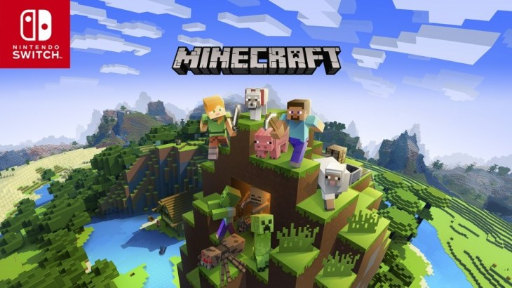 Minecraft Bedrock Update - Promo Art