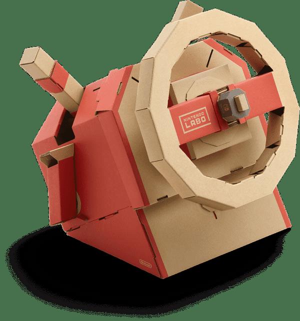 Nintendo Labo Vehicle Kit Toy Con Wheel