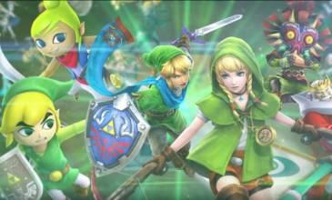 Legend of Zelda Hyrule Warriors