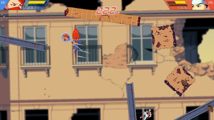 Sky Scrappers Review - Gameplay